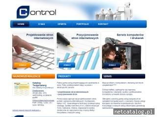 Zrzut ekranu strony e-ctrl.net