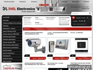 Zrzut ekranu strony sklep.ivel.pl