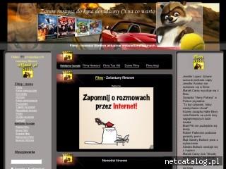 Zrzut ekranu strony www.wkinach.pl