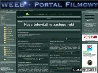 Zrzut ekranu strony weeb.vgh.pl