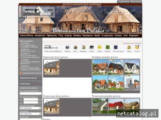 Zrzut ekranu strony domy.budownictwopolskie.pl