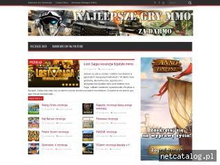 Zrzut ekranu strony najlepszegrymmo.pl