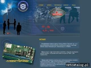 Zrzut ekranu strony ziemowit.pl