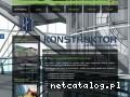 Firma Konstruktor - dostawa konstrukcji stalowych