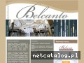 Katowicka Restauracja Belcanto