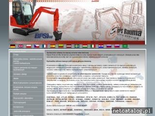 Zrzut ekranu strony bps.info.pl