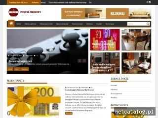 Zrzut ekranu strony www.mdsmeble.pl