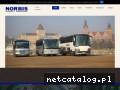NORBIS wynajem autobusów szczecin