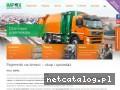 IMPEX Sprzedaż używanych śmieciarek
