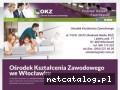 OKZ Kursy energetyczne Włocławek