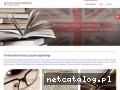 ROBERT GAŁĄZKA tłumacz angielskiego kraków