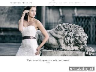 Zrzut ekranu strony grabowski-foto.pl
