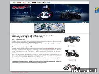 Zrzut ekranu strony ms-mot.pl