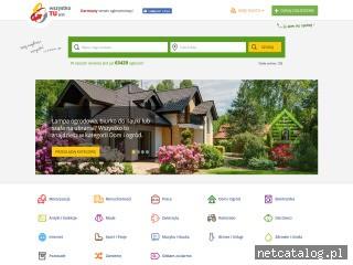 Zrzut ekranu strony wszystkotujest.pl