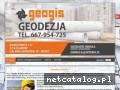 GEOGIS geodeta Biskupice