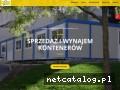 S2M POLSKA kontenery magazynowe wynajem