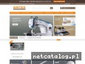 www.sintex.pl części do maszyn do szycia