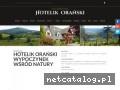 HOTELIK ORAŃSKI nocleg w Sudetach