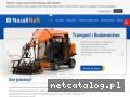 NAZALI-NAFT roboty drogowe warmińsko-mazurskie