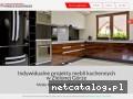 www.skowronska.com.pl indywidualne projekty mebli kuchennych