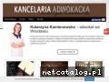 www.adwokat-kamienowska.pl