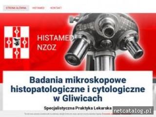 Zrzut ekranu strony dariuszlange.pl