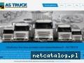 www.as-truck.com.pl sprzedaż części samochodowych Warszawa