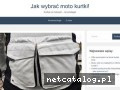 Kurtka motocyklowa i crossteam.pl