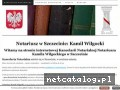 K. WILGOCKI kancelaria notariusza szczecin
