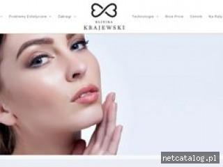 Zrzut ekranu strony estivance.pl