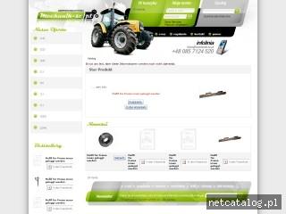 Zrzut ekranu strony www.mechanik-sc.pl