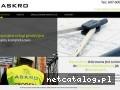 www.askro.pl geodezja Warszawa