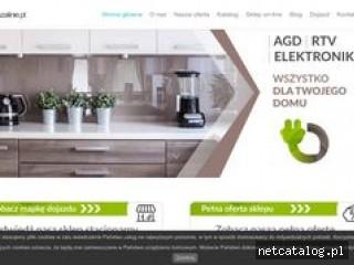 Zrzut ekranu strony kupwkoszalinie.pl