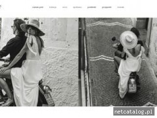 Zrzut ekranu strony warsawpoet.com