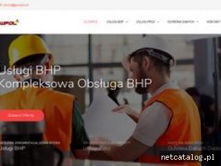 Zrzut ekranu strony glowpol.pl