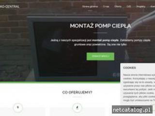 Zrzut ekranu strony eko-central.pl
