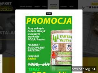 Zrzut ekranu strony www.zaplecza.pl