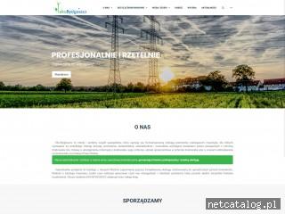 Zrzut ekranu strony eko-bydgoszcz.pl