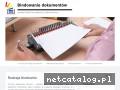 Rodzaje bindownic - bindowanie dokumentów
