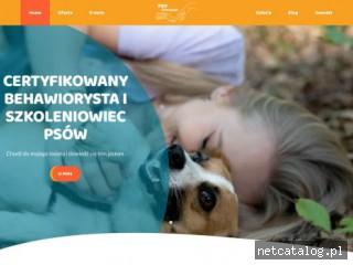 Zrzut ekranu strony psy-chology.pl