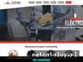 Elektron - Laserowe cięcie blach