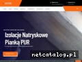 izolacjapianka.com.pl Ocieplanie