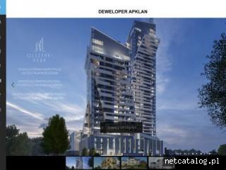 Zrzut ekranu strony www.apklan.com