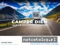 Wynajem kampera Wrocław Camper Diem Wypożyczalnia kamperów