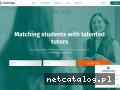 Tutoringo - platforma, która łączy korepetytorów i uczniów
