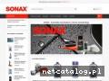 Sonax Katowice - Kosmetyki samochodowe