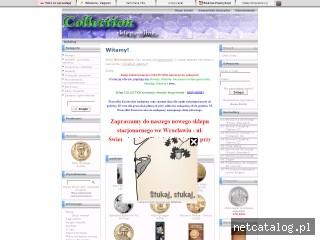 Zrzut ekranu strony www.collection.wroclaw.pl