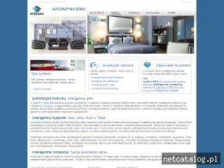 Zrzut ekranu strony www.endraxa.pl