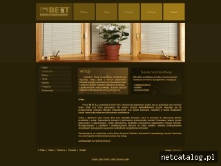 Zrzut ekranu strony www.door-best.pl