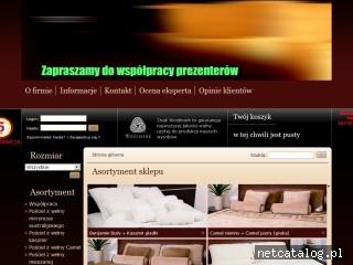Zrzut ekranu strony medicovers.pl